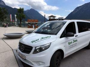 Taxi Flotte Seefeld in Tirol